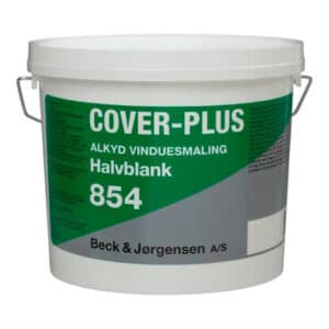 B&J 854 Cover Plus Vinduesmaling
